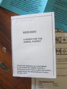 Teachers' project booklet
